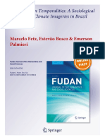 FETZ, Marcelo; BOSCO, Estevão - VERS. Autor - Cosmopolitan Temporalities