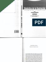 2.- Dialéctica de La Ilustración, Horkheimer y Adorno