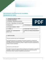 Programa de Curso Dispositivos Propuesta