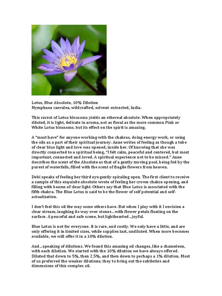 Lotus blue eo flowers ancient egypt izmirmasajfo