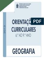 OC Geografia 6 Ao 9Ano 2013valeesta