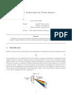 Analisis Espectral