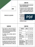 Tema 2-21.0 Cobre y Aleaciones de Cobre
