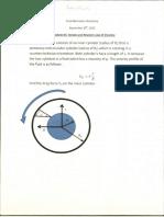 Worksheet #3 Solution