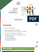 Módulo I - Curso 1 - Participación Política y Ciudadania(1)