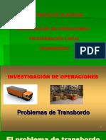 PL_Problemas de Transbordo