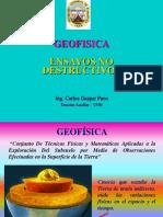 3.1 Exploración Geofisicos - Met. Indirecto