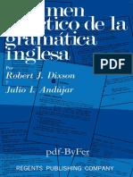 L - Resumen Practico de la Gramatica Inglesa by Robert J. Dixson & Julio I. Andujar.pdf