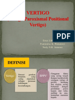 Vertigo (Bppv)