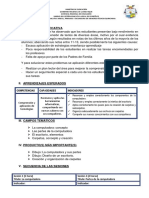 PT 3° - Programacion de Unidades