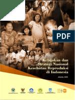 71301469 Kebijakan Strategi Nasional Kesehatan Reproduksi Di Indonesia