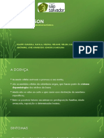 Neuroanatomia - Parkinson
