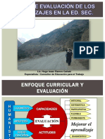 Matriz de Evaluacion