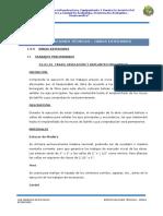 Construccion Obras Exteriores-Acobamba