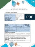 Guia de Actividades y Rubrica de Evaluacion Fase 1 - Realizar Reconocimiento Del Curso