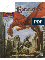 (Ad&d) Karameikos - Guia Do Viajante