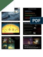 Formación de Sistemas Planetarios