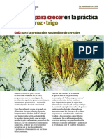FAO. Ahorrar para crecer. Maiz Arroz TRIGO. América Latina. FOLLETO.pdf