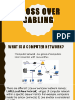 Cross Over Cabling