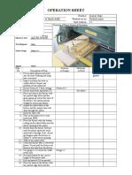 Sample Operation Sheet.doc