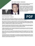 Fujimori y Leguía Historia y Semejanza- Edy Romero