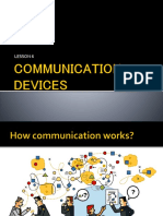 Computer Communication Devices CSS