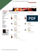 Music Center - Catalogo de Productos - Instrumentos Musicales - Cuerdas Frotadas