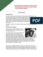 Impacto social de la Segunda Guerra Mundial en Estados Unidos y Mexico - INVESTIGACION - GRUPO 7.docx