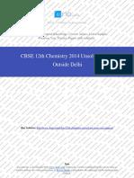 Chemistry 2014 Unsolved Paper Outside Delhi.pdf