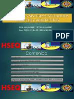 Material de Clase Hseq para sistemas integrados de Gestion en la Universidad Santo Tomas de Bucaramanga