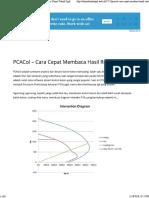 PCACol – Cara Cepat Membaca Hasil Run _ Seputar Dunia Teknik Sipil