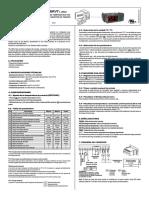 Manual Mt 516