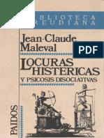 256998767 Maleval J C Locuras Histericas y Psicosis Disociativas