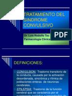 Tratamiento Del Sindrome Convulsivo