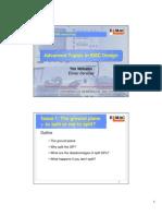 Advanced Topics in EMC Design