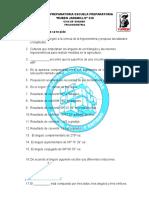 GUIA de Examen de Trigonometria 2018