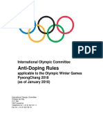 En Anti Doping Rules PyeongChang2018