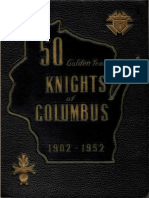 50 Golden Years Knights of Columbus