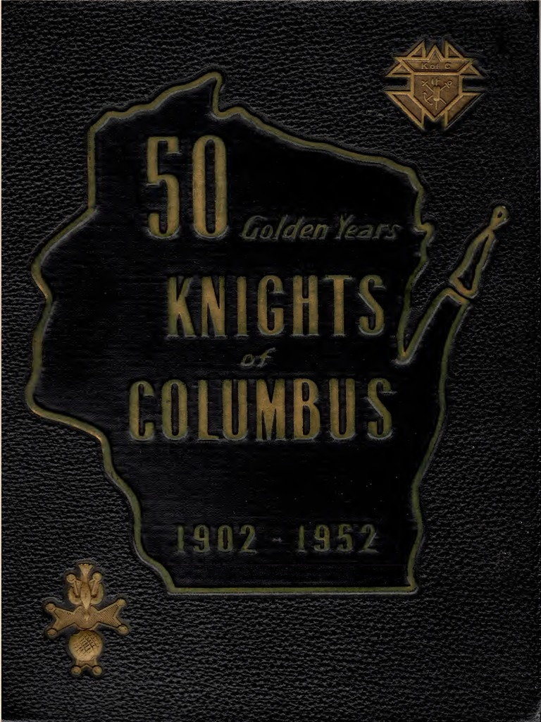 50 Golden Years Knights of Columbus | Pope | Pope Pius Xii