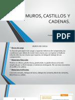 Muros, Castillos y Cadenas