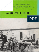 Agriculture Manitowoc County Historical Society the Edward Ehlert Series No. 2