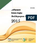 BPP Dalam Angka 2015