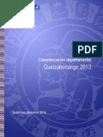 demografia quetzaltenango