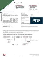 pts830 datasheet