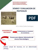 Inventario y Evaluacion de Pastizales