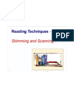 Reading Techniques- Skimming And Scanning Part 1.pdf