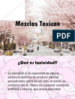 Mezclas Toxicas