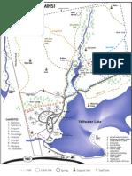Camp Minsi - Trail Map