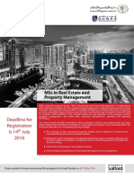 MSc Postgraduate Diploma in Real Estate.2016.pdf
