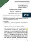 Propuesta de informe de opinión consultiva sobre la edad de cese de los Consejeros.